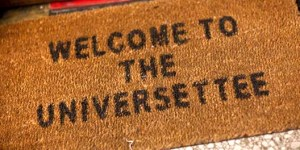 pic welcome to the universetee